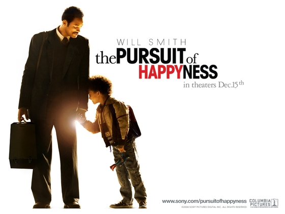 The Pursuit of Happyness (6+)